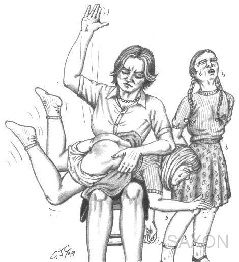 Drawings Gallery/Spanking Drawings/OTK/esg239